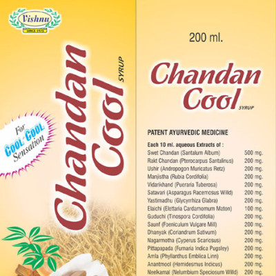 Chandan Cool Syp.