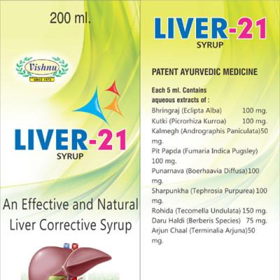 Liver-21 Syp.