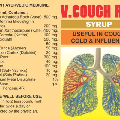 V.Cough Raj Syp.