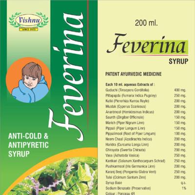 Feverina  Syp.